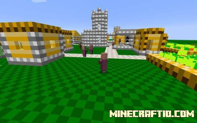 Painfully Simple resource pack